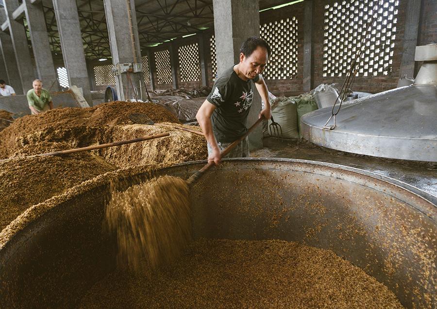 四川白酒生产厂家